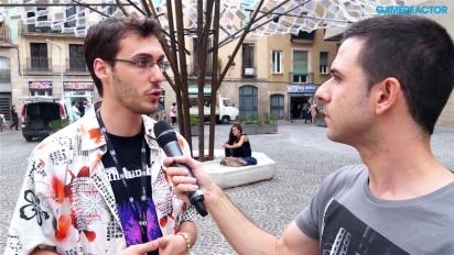 Nihilumbra - Kevin Cerdà Gamelab 2014 -haastattelu
