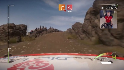 WRC 7 - Argentina täyden radan verran pelikuvaa