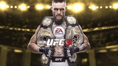 UFC 3 - virallinen paljastustraileri