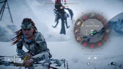 Horizon: Zero Dawn - The Frozen Wilds Playthrough Survivor