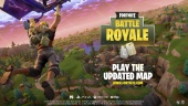 Fortnite Battle Royale - Map Update -traileri