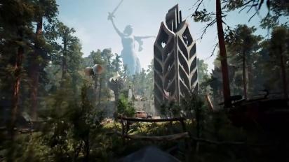 Atomic Heart - virallinen traileri