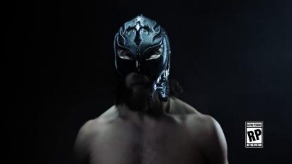 WWE 2K19 - Rey Mysterio Pre-order -traileri