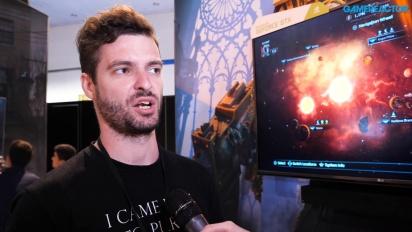 Warhammer 40,000: Inquisitor - Martyr - Gergely Vas haastattelussa