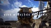 VIVE Wireless Adapter - ennakkovarauksien päivä julkistettu