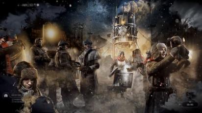 Frostpunk: A Christmas Carol - ilmaispäivitystraileri