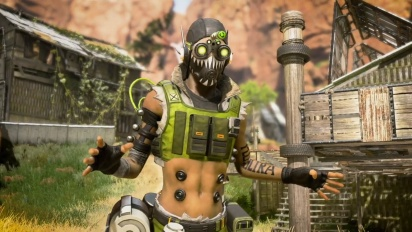 Apex Legends - Season 1 Wild Frontier -traileri