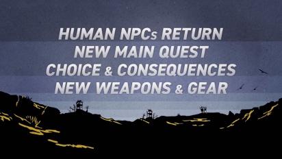 Fallout 76 - E3 2019 Wastelanders-traileri
