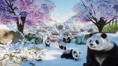 Planet Zoo - Julkaisutraileri