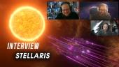 Stellaris - Stephen Muray ja Aziz Faghihinejad haastattelussa