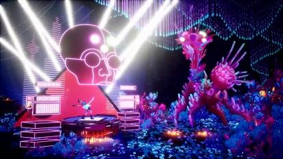 The Artful Escape - julkaisupäivän traileri
