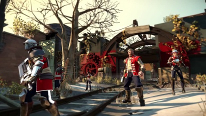 BattleCry - Virallinen E3-pelikuvatraileri