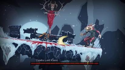 Death's Gambit - PS4-paljastustraileri