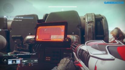 Destiny 2: Strike, The Inverted Spire, Striker Titan