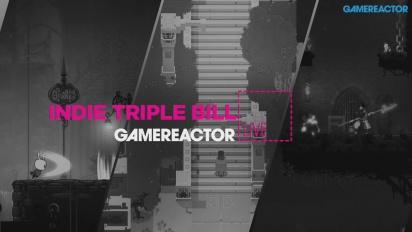 Indie Triple Bill - Livestriimin uusinta