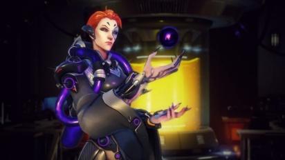 Overwatch - esittelyssä Moira