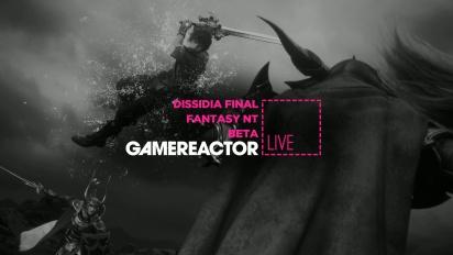 GR Liven uusinta: Dissidia Final Fantasy NT avoin beta
