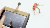 Nintendo Labo - ensikatsaus-traileri