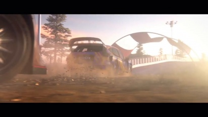 V-Rally 4 - kiusoittelupätkä