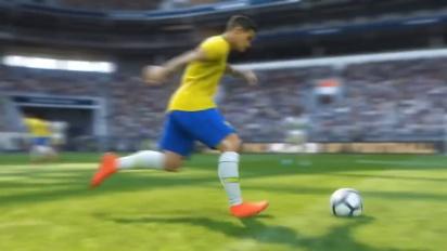 Pro Evolution Soccer 2019 - Magic Moment -pätkä