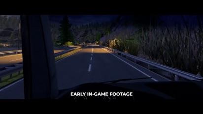 Truck Driver - julkistusvideo