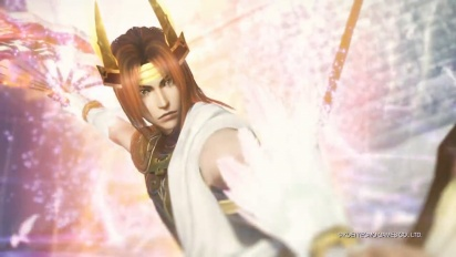 Warriors Orochi 4 - julkaisutraileri