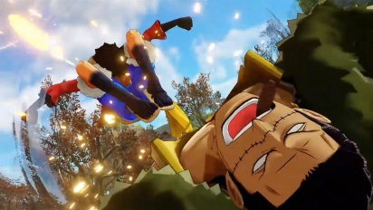 One Piece: World Seeker - Karma System -traileri