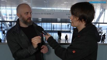 GTFO - Ulf Andersson haastattelussa
