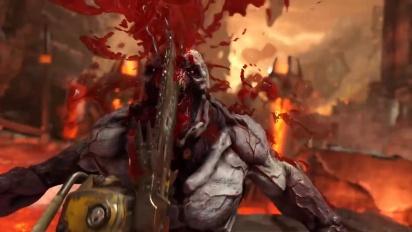 DOOM Eternal - virallinen E3-tarinatraileri