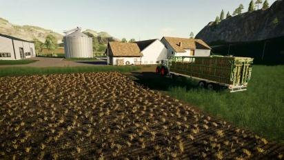 Farming Simulator 19: Straw Harvest - julkaisutraileri