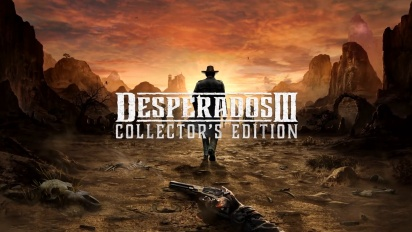 Desperados III - Collector's Edition Traileri