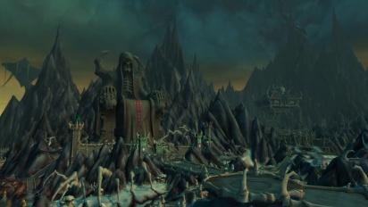 World of Warcraft: Shadowlands - julkaisupäivän traileri