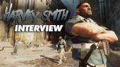 Harvey Smith - Fun & Serious 2020 haastattelu