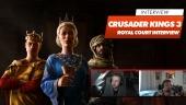 Crusader Kings 3: Royal Court - Alexander Oltner haastattelussa