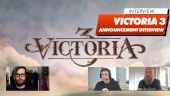 Victoria 3 - Martin Anward ja Mikael Andersson haastattelussa