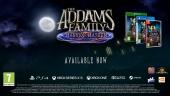 The Addams Family: Mansion Mayhem - julkaisutraileri