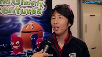 E3 13: Pac-Man -haastattelu