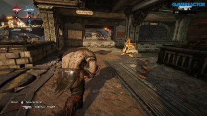 Gears of War 4 - Arms Race on Impact Xbox One Gameplay