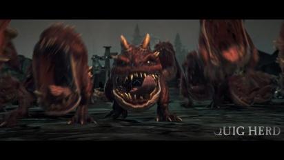 Total War: Warhammer - The King & The Warlord -julkistustraileri