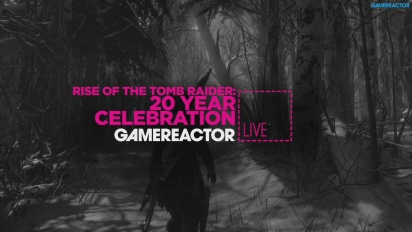 GR Live -uusinta: Rise of the Tomb Raider