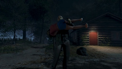 Friday the 13th: The Game - Killer-traileri