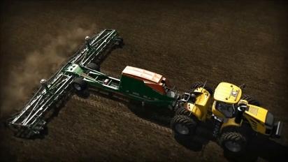 Farming Simulator Switch Edition - julkaisutraileri