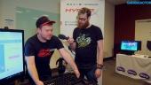 HyperX - Shane Herrington haastattelussa