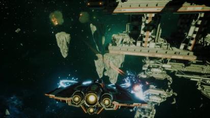 Everspace - Encounters DLC -traileri