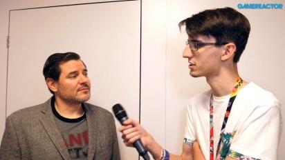 Wolfenstein II: The New Colossus (Switch) - Adam Creighton haastattelussa