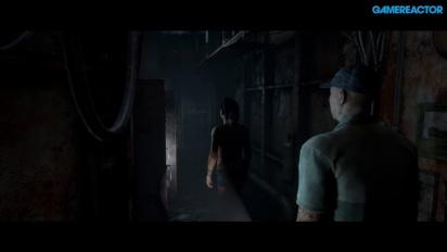 The Dark Pictures: Man of Medan - Gamescom-pelikuvaa