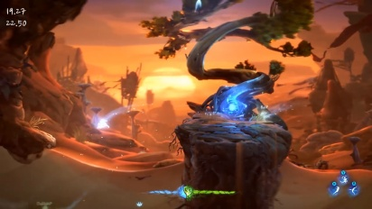 Ori and the Will of the Wisps - Spirit Trials -traileri