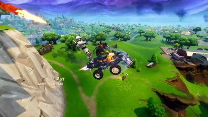 Fortnite - Quadcrasher-traileri