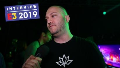 Spiritfarer - Nicolas Guérin haastattelussa