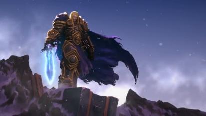 Warcraft III: Reforged - julkaisutraileri